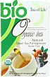 БИО чай органический Tea of Life ORGANIC Green Tea Pomegranate (20х1.5 г) (T31598)