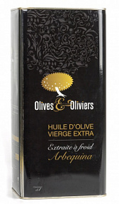 Оливковое масло Olives&Olivers (5 л)