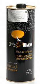 Оливковое масло Olives&Olivers (1 л)