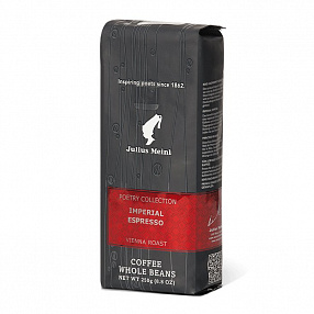 Кофе в зернах Julius Meinl Poetry collection Imperial Espresso (Империал Эспрессо) (250 г)