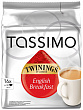 Чай в капсулах Twinings Tassimo English Breakfast (16 шт)