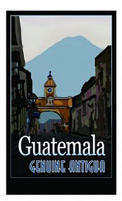 Кофе в зернах Blues Guatemala Genuine Antigua Гватемала Антигуа (1 кг)